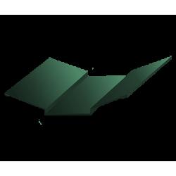 Ендова верхняя зеленый мох (RAL 6005)