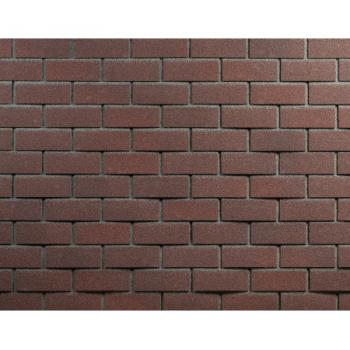 Фасадная плитка  Кирпич ТЕХНОНИКОЛЬ HAUBERK (обожжённый кирпич) СНЯЛИ С ПРОИЗВОДСТВА