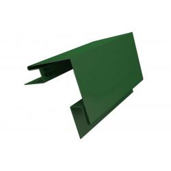 Угол наружный сложный зеленый (RAL 6002)