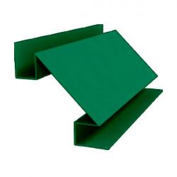 Угол внутренний сложный зеленый (RAL 6002)
